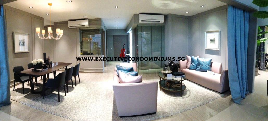 Waterwoods Living Room