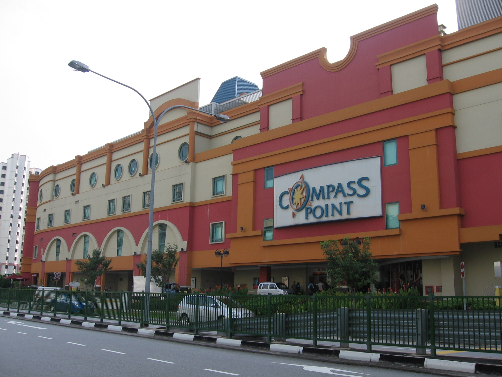 executive condo and compass point pic 1